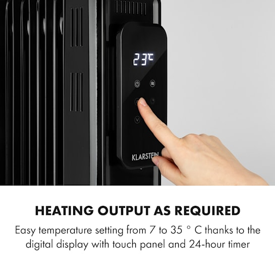 Thermaxx Elevate Smart radiator cu ulei