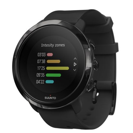 Ceas sport Suunto 3 Fitness, All Black