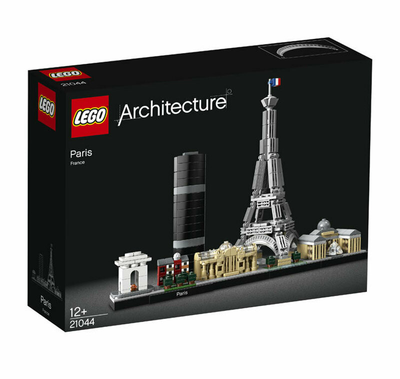 LEGO Architecture, Paris