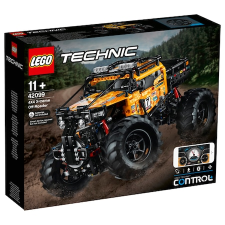 LEGO Technic - 4x4 X-treme Off-Roader 42099