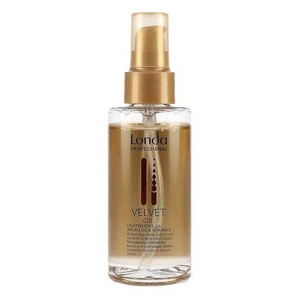 Ulei de Argan pentru Par - Londa Professional Velvet Oil Lightweight Oil 100 ml